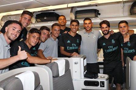 ريال مدريد لن يستخدم حافلته في كتالونيا لأسباب أمنية!