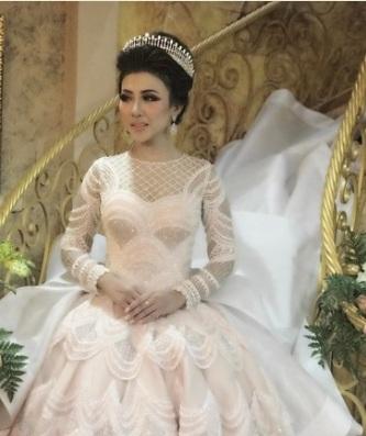 فستان الزفاف هذا نال أكبر نسبة إعجاب على إنستغرام