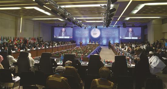 عن مؤتمر التعاون الإسلامي:  وريث القمة العربية من دون فلسطين