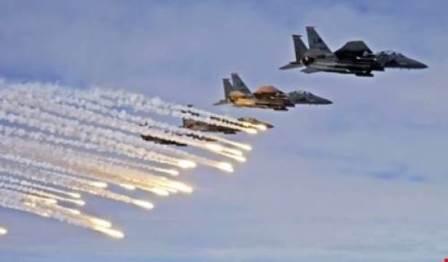 شاهد لبناني في جرود جبيل يروي ما رأى عن الغارة الاسرائيلية اربع طائرات مثل الافاعي كانت تتسلل وعلى علو أمتار
