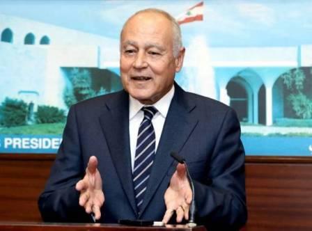 الى سعادة الأمين العام للجامعة العربيّة .. لقد ظلمتم لبنان سعادة السيّد أبو الغيط