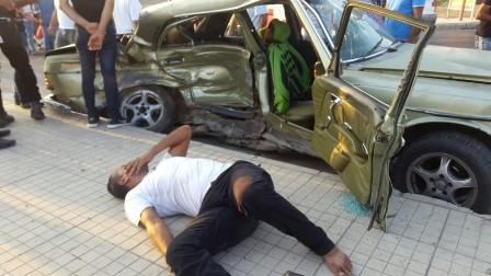 بالصور... قتيل واربعة جرحى في حادث سير عند مدخل صيدا الجنوبي