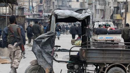 إلى أين سيتجه الجيش السوري بعد حلب؟