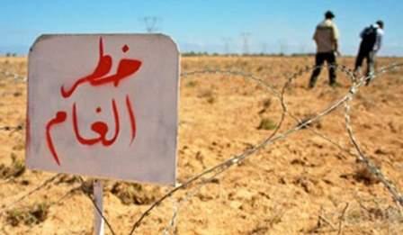 المركز اللبناني للأعمال المتعلقة الألغام نظم برنامجا تثقيفيا بالصوانة