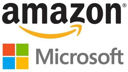 'أمازون' و'مايكروسوفت' تتَّحدان ضد 'غوغل'