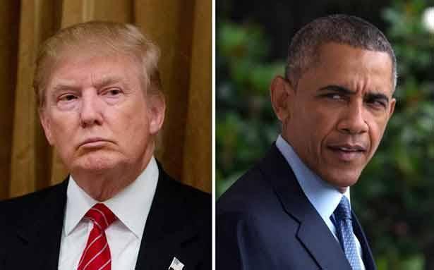 ترامب : أوباما تجسس عليّ