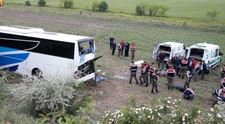 حادث مفجع في العاصمة التركية أنقرة!