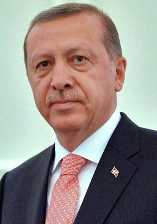 اردوغان المرشح الوحيد لرئاسة لحزب