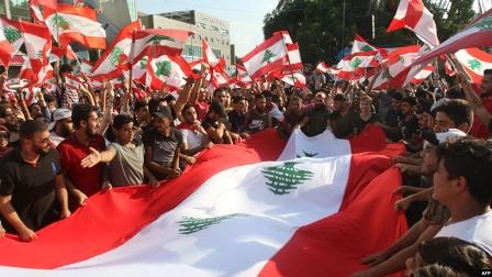 لكم لبنانكم ولي لبناني