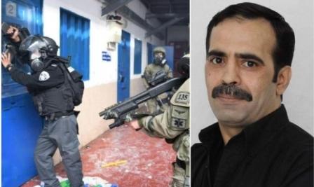 استشهاد الأسير داوود الخطيب في سجن