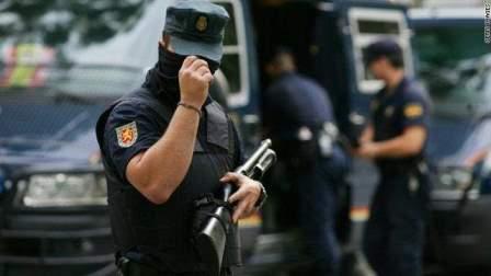 شرطة كتالونيا:العثور على 120 إسطوانة غازكانت معدة لهجوم إرهابي أو أكثر