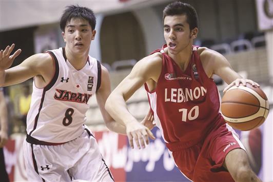 بطولة آسيا للناشئين بالسلة: «اللبناني» ينتزع صدارة المجموعة الثانية