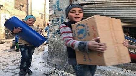 مركز المصالحة الروسية في سوريا يؤمن عودة المواطنين إلى ديارهم