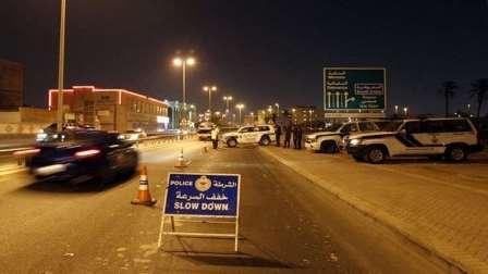 إصابة عدد من رجال الشرطة البحرينية بهجوم استهدف حافلتهم