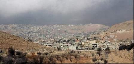 سقوط قتلى بقصف لطوافات الجيش على مواقع داعش بجرد رأس بعلبك