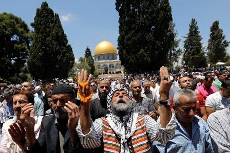 إعلان انطلاق الكفاح الشعبي لاستقلال دولة فلسطين