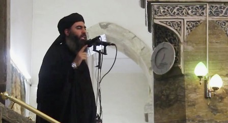 البغدادي محاصر في الموصل ومحاولات لاجلائه!