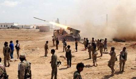 إطلاق صاروخ بالستي من اليمن على العاصمة السعودية الرياض