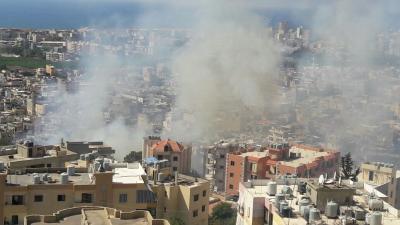 عين الحلوة والحرب المفتوحة بين المتشددين وحركة فتح