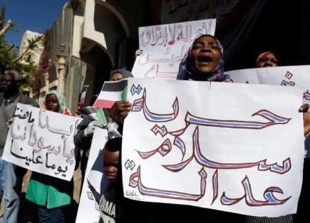 المعارضة السودانية تطالب بمشاركة مدنيين في المجلس الرئاسي