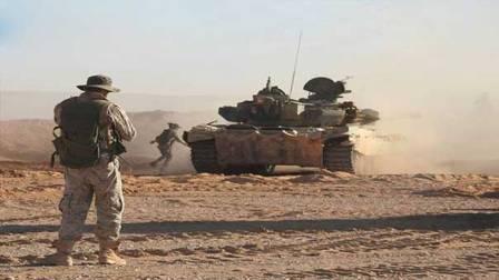 الجيش السوري والحلفاء يستعيدون السيطرة على بلدة #عقيربات وعدة قرى في ريف حماة الشرقي