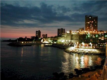 كابوس النزوح، بيروت...