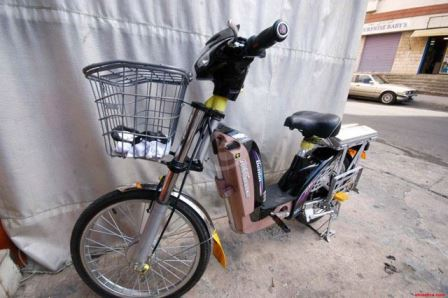 تنبيه خاص لأصحاب الدراجات الآلية الكهربائية