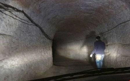 بعد تحرير الغوطة... اكتشاف أنفاق ومستشفيات ميدانية تحت الأرض