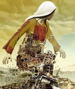 قصة حبّ من جبشيت إلى غزة