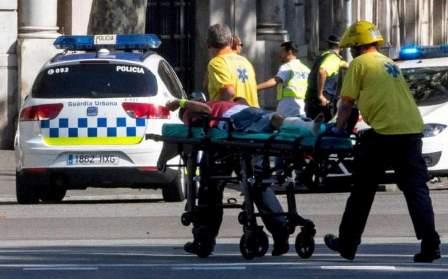 شرطة إقليم كتالونيا تعلن عن إمكانية ضلوع 12 متهما محتملا بهجوم برشلونة