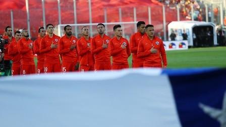 تشيلي بكامل نجومها في كأس القارات 2017