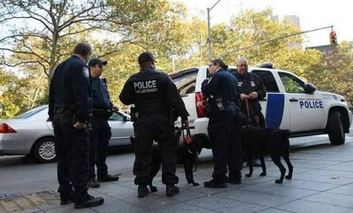 0 + - شرطي أميركي يغرّم نفسه 300 دولار لمخالفته قوانين السير