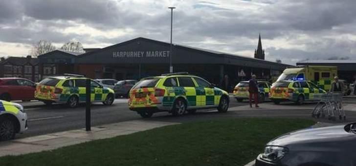 وسائل إعلام بريطانية: إصابة 6 أشخاص بحادث دهس أمام مركز تجاري بمانشستر