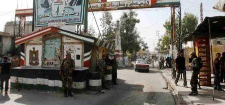 توتر الوضع في مخيم عين الحلوة بسبب اعتقال بهاء الحجير