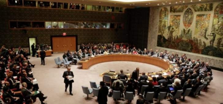 إنتهاء جلسة مجلس الأمن بشأن الوضع بسوريا من دون التوصل إلى نتيجة