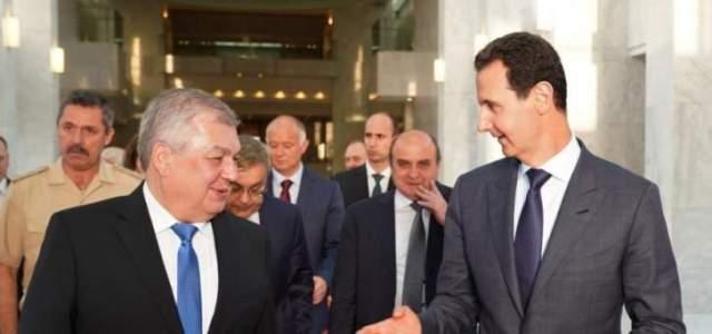 الأسد: الدول الداعمة للإرهاب تحاول إعادة بث الحياة في التنظيمات الإرهابية
