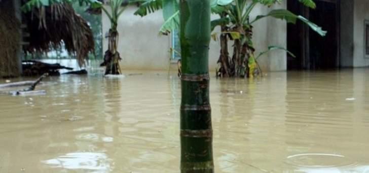 السلطات الفيتنامية: عشرة قتلى على الاقل في فيضانات تضرب البلاد