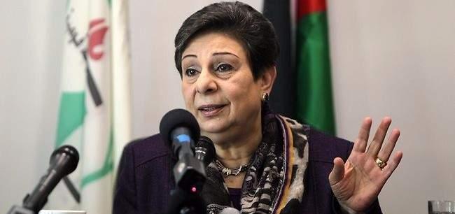 حنان عشراوي:قرار مجلس حقوق الانسان بشأن اسرائيل يجسد الحق والعدالة
