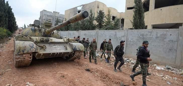 المسلحون في بصرى الشام يوافقون على دخول الجيش السوري للمدينة