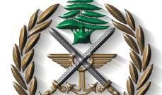 الجيش يداهم مخيمات النازحين في عرسال ويوقف سوريين ولبناني