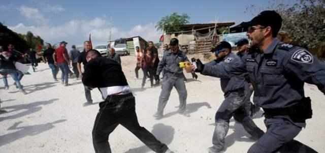 العدو الإسرائيلي يعتقل 3 فلسطينيين تسللوا إلى مستوطنة