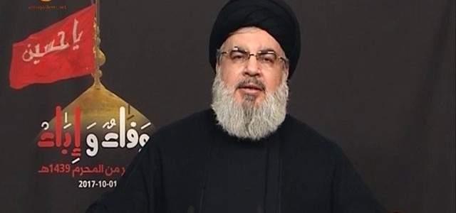 نصرالله: سفارتا أميركا والسعودية تركزان على إنتخابات بعلبك الهرمل