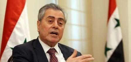 السفير السوري: الحاضنة الشعبية للرئيس بشار الأسد كبيرة جدا