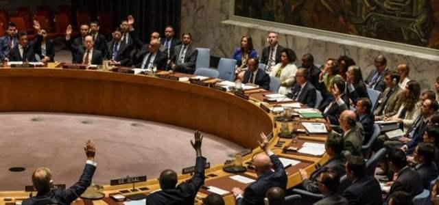 مجلس الأمن اقر تثبيت عديد اليونفيل بلبنان بمعارضة أميركية