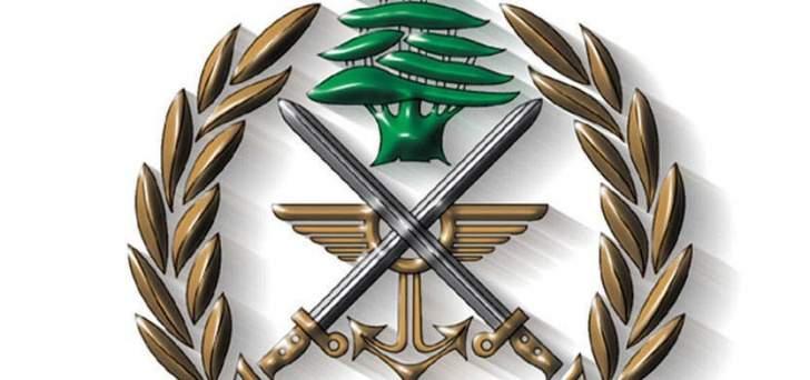 الجيش: ثلاثة زوارق حربية اسرائيلية خرقت المياه الإقليمية اللبنانية