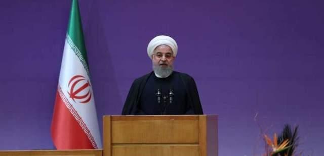 روحاني: من غير المقبول أن تحدد أميركا لإيران ودول العالم ما الذي يجب فعله