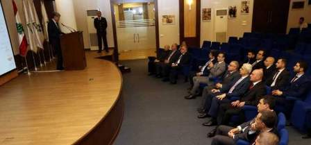 الأمن العام وقع استلام مشروع برنامج معلومات المسافرين مع شركة SITA