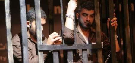 الأسرى الفلسطينيون يبدأون اليوم إضرابا مفتوحا عن الطعام