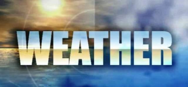 الطقس غداً غائم جزئياً الى قليل الغيوم دون تعديل يذكر بدرجات الحرارة