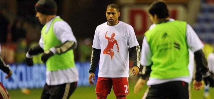 جونسون: غياب صلاح يؤثر سلباً على ليفربول
